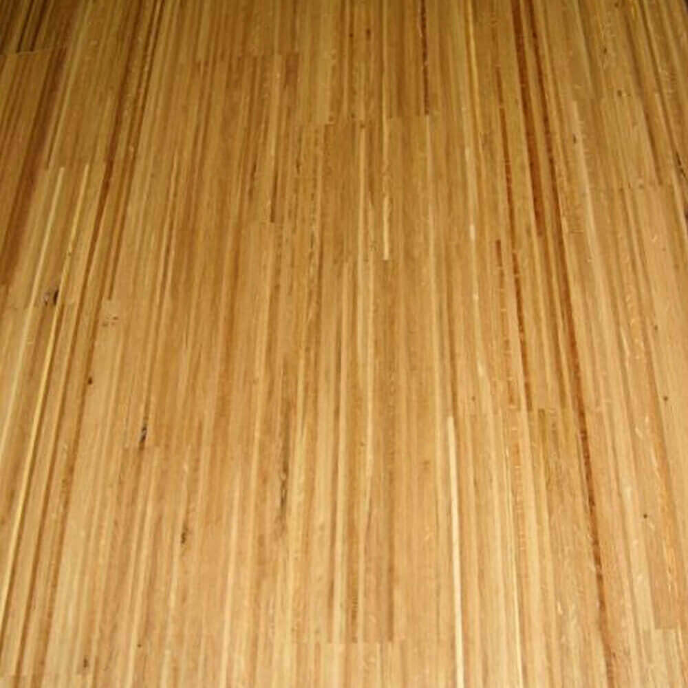 Plank Meşe - Zebrano