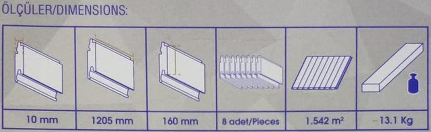 10 mm özellikler