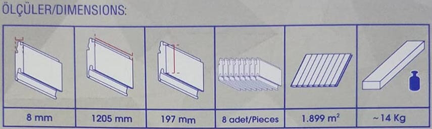 8mm 32 özellikler