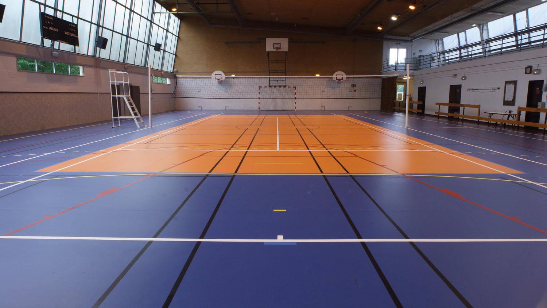 Indoor Sport Floors Lumaflex Energy Omnisports Compact