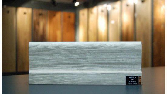 10 cm bella Beyaz Teak
